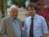 Aldo Arizzi e Giovanni licini