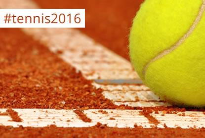 """""""TENNIS 2016"""", DOMANI IL TAGLIO DEL NASTRO"""