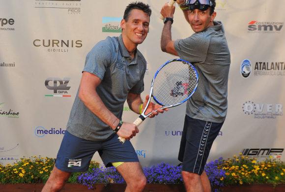 Tennis 2018, una valanga di nomi. Le anticipazioni: solidarietà a cinque cerchi