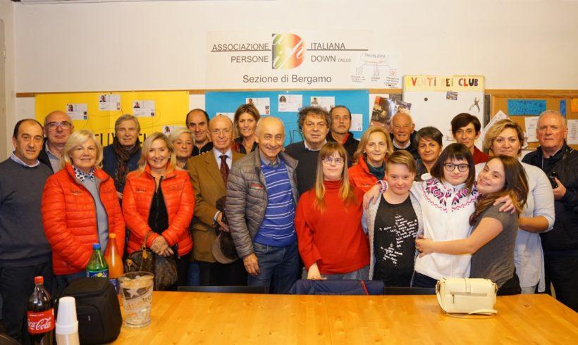 Accademia dello Sport e Aipd, l'amicizia prosegue col progetto «Lavoratori in corso»