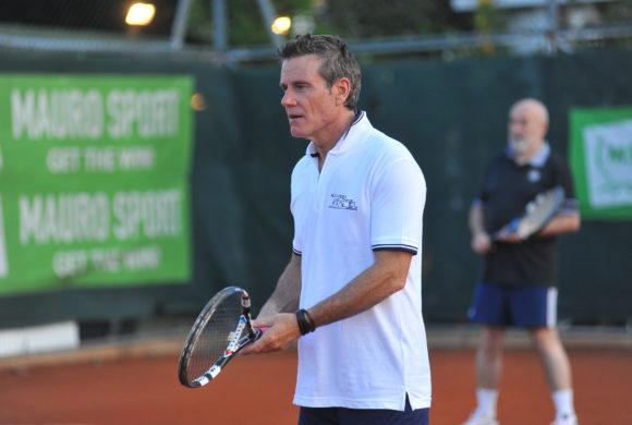 Tennis 2018, sole e stelle sul debutto. I primi «big» da Striscia