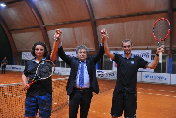 Il Tennis 2018 incorona i vincitori: Damiano Zenoni infila la doppietta