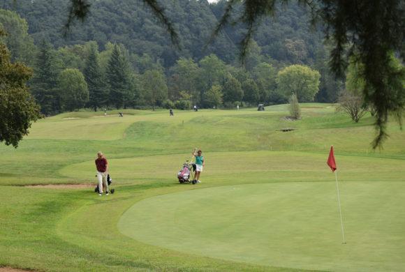 L'Accademia dello Sport torna in campo col golf: buona la prima a Villa Paradiso