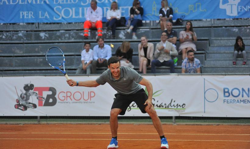 Gli amici dell'Accademia – Christof Innerhofer: «Il podio di Bormio, che gioia. E nel 2019 ancora al torneo di tennis»